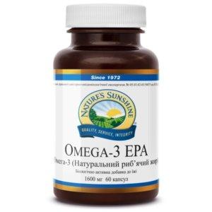 Омега-3 (Натуральный рыбий жир) | Omega 3 EPA