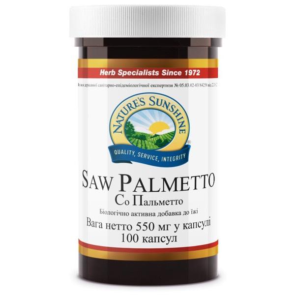 Со Пальметто | Saw Palmetto, фото 1