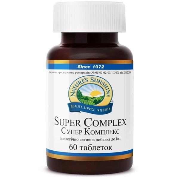 Супер комплекс | Super Complex, фото 1