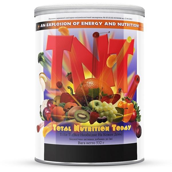 Ти Эн Ти (Всё необходимое на каждый день) | TNT (Total Nutrition Today), фото 1