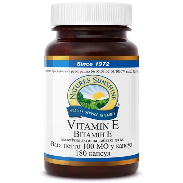 Витамин Е | Vitamin E, фото 1