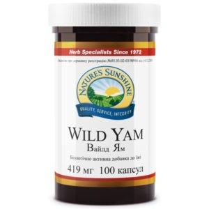 Дикий Ямс | Wild Yam
