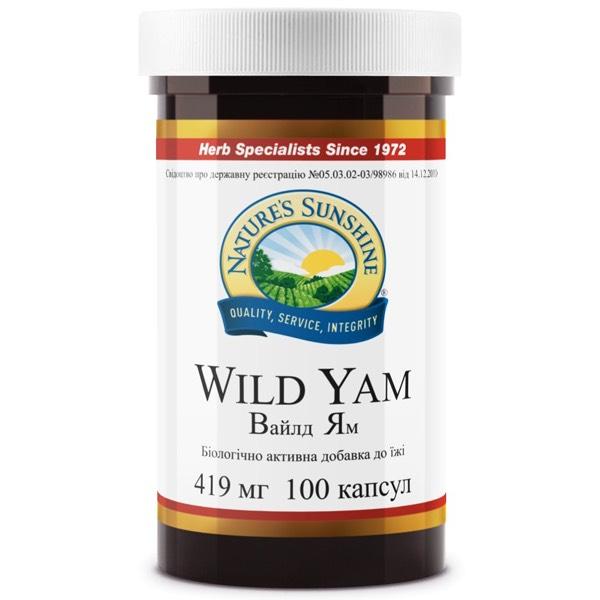 Дикий Ямс | Wild Yam, фото 1