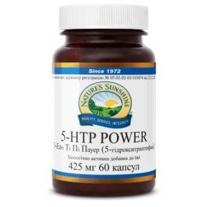 5-ЭйчТиПи Пауэр (5-гидрокситриптофан) | 5-HTP Power