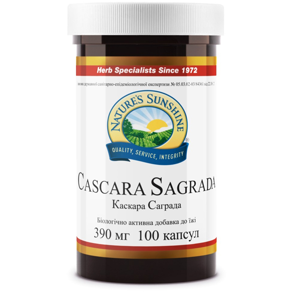 Каскара Саграда | Casсara Sagrada, фото 1