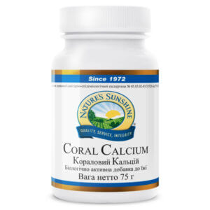 Коралловый кальций | Coral Calcium