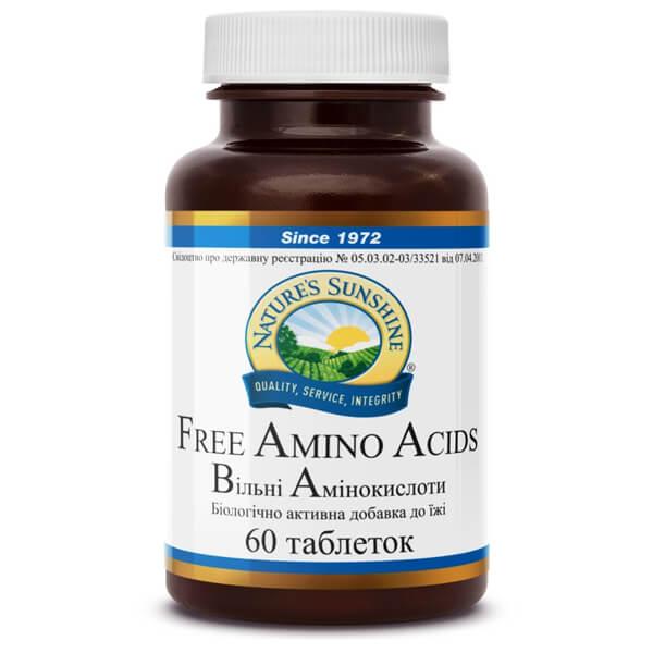Свободные аминокислоты | Free Amino Acids, фото 1