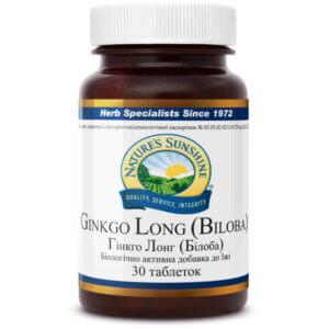 Гинкго Лонг (Билоба) | Ginkgo Long (Biloba)