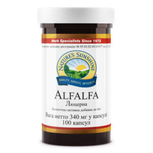 Люцерна | Alfalfa