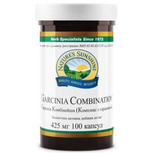 Комплекс с гарцинией (Гарциния Комбинейшн)  | Garcinia Combination