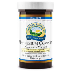 Магний Хелат | Magnesium complex